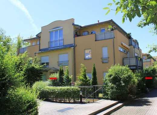 (WE19) hübsche 2-Raum-Wohnung mit Terrasse & Gartenanteil & TG in Striesen 