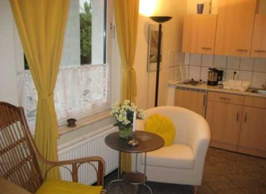 INTERLODGE Komplett möbliertes Apartment in Düsseldorf-Pempelfort