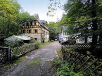ehem Ausflugsgaststätte Lochmühle in Kriebstein