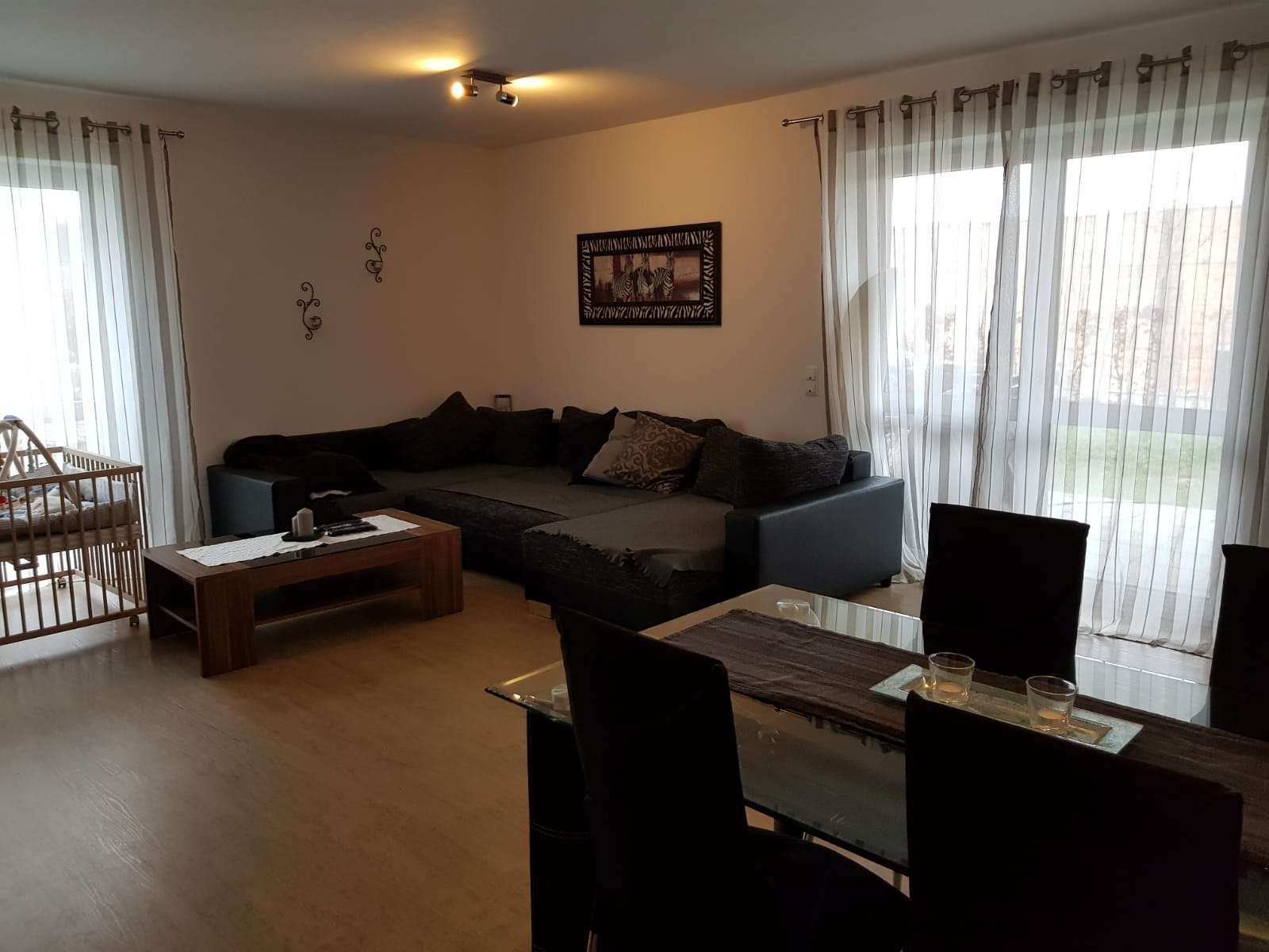 Schöne EG 3-Zimmer-Wohnung in Mühldorf am Inn in Mühldorf am Inn