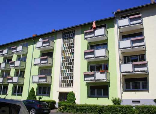 KL-Ost: Eigentumswohnung für Kapitalanleger mit 2 Zimmern, Küche, Bad, Balkon