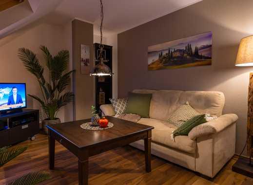 Design-Wohnung mit Wohlfühlfaktor, Reinigungsservice, zentrale ruhige Lage im Ruhrgebiet