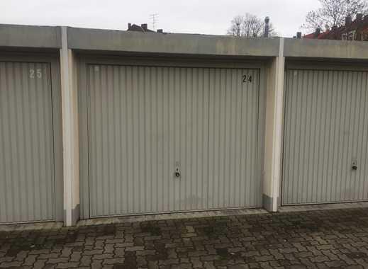 Garage auf der Vahrenwalderstr. 149