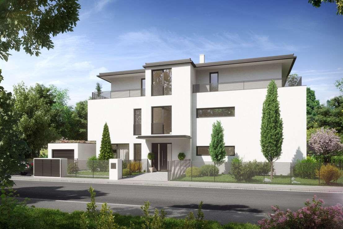 ERSTBEZUG: Exklusive 2,5-Zimmer-Whg (78qm) mit 16qm! Balkon in 5-Parteien Haus in ruhiger Lage in Pasing (München)