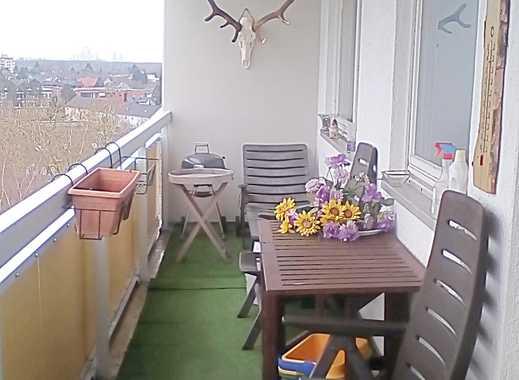 KÖLN-RODENKIRCHEN ERST VERMIETEN DANN GENIESSEN: 2-Zimmerwohnung mit großem Sonnenbalkon