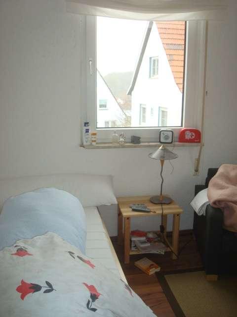 ARNOLD-IMMOBILIEN: Möbliertes WG-Zimmer in Haibach (Aschaffenburg)