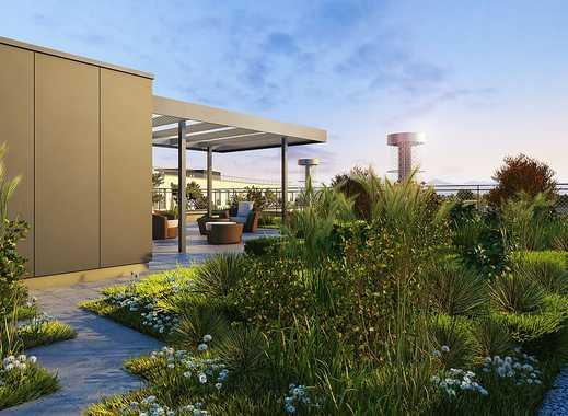 Traumhafte lichtdurchflutete moderne 4-Zimmer Neubauwohnung