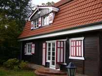 Bild Liebevoll saniertes Holzhaus aus den 30iger Jahren nahe Badewiese