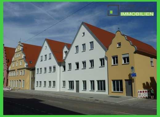 # Lauingen- Arztpraxis - Hirschbräu - bestens vermietet zu verkaufen #
