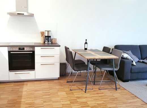Modernes 2-Zimmer Designer Apartment - Neubau - zentral - voll möbiliert