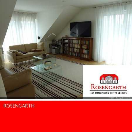 Moderne 4 Zimmer Dach Wohnung in attraktiver Lage in Rottenbauer (Würzburg)