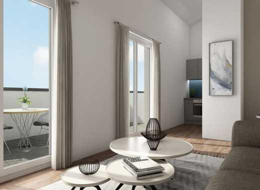 Penthouse 2 Zimmer mit schöner Dachterrasse in Ratingen (Neubau Erstbezug)