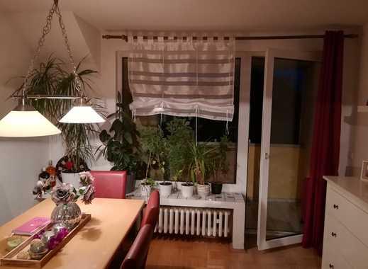 Gepflegte 3,5-Zimmer-DG-Wohnung mit Loggia in Essen