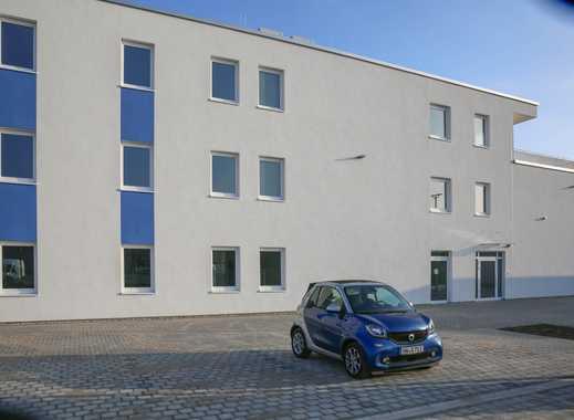 Erstbezug hochwertige Büroflächen mit Parkplätzen, Einzelbüros