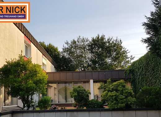 Top Wohn,- und Geschäftshaus mit Gewerbehallen und Stellplätzen / eigene Anfahrt