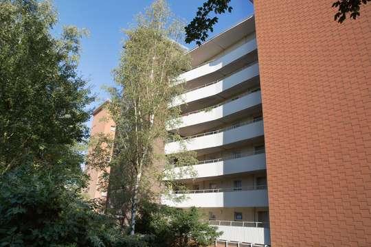 hwg - Barrierearme 2-Zimmer Wohnung zu vermieten!