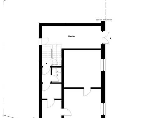 Zentrale 2-Zimmer-Wohnung, vollmöbliert, mit EBK