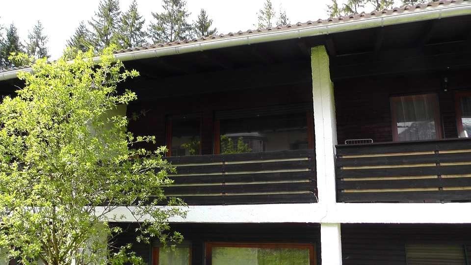 Gepflegte 2-Zimmer-Wohnung mit Balkon und Einbauküche in Schliersee