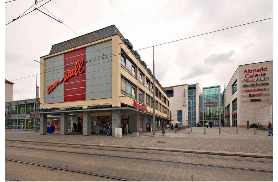 Ansicht Wallstraße