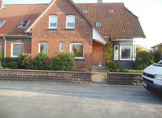 Renovierte 3-Zimmer-Wohnung mit Terrasse und Garten