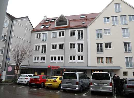Erstbezug nach Sanierung: helle 4-Zimmer-Whg im Herzen Kempten's (Allgäu)