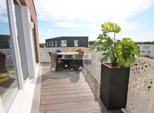 Über den Dächern von Kirchrode! Top-Penthouse im Büntekamp