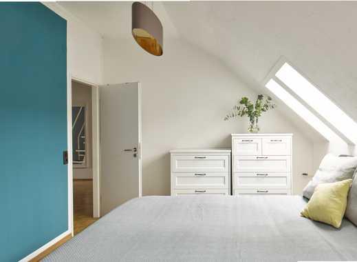 Exklusive Dachgeschosswohnung in Pempelfort!
