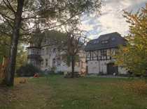 Fabrikantenvilla mit Arztpraxis Hinterhaus