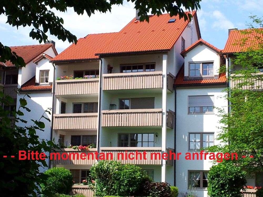 LL-Am Englischen Garten: Gemütliches Apartment, 36m², gr. Süd-Balkon, TG, Lift, Pantry, zum 01.08.19