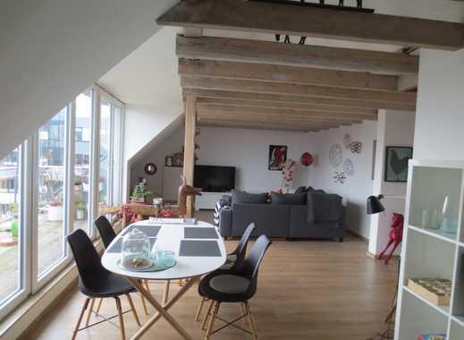 MG zentral modern eingerichtete 2 Zimmerwohnung mit Balkon