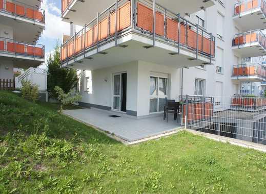 Gepflegte 3-Zimmer-EG-Wohnung mit Terrasse und Einbauküche in Idstein - ohne Provision