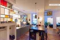 Bild IMMOBERLIN: Design-Altbauwohnung mit Balkon