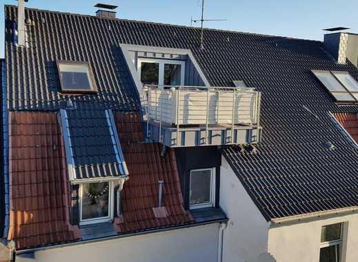 4-Zimmer-Maisonette-Altbau-Wohnung # Sonnen-Dachterrasse # Profi-EBK # kpl. Renoviert!