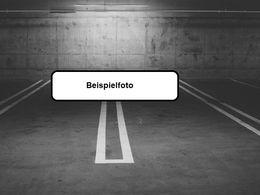 Parkplatz-Tiefgarage