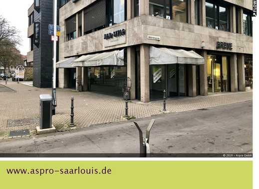 Saarlouis! Top Ladenlokal mit großzügiger Fensterfront! Über 2 Etagen!