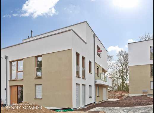 **PROVISIONSFREI** RARITÄT AM BURGBERG! Luxus Penthaus-Wohnung über 2 Etagen mit 75 qm Dachterasse -
