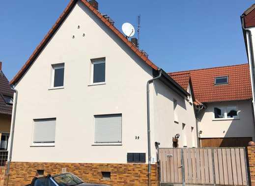 Erstbezug nach Sanierung: schöne 4-Zimmer-Maisonette-Wohnung zur Miete in Niddatal