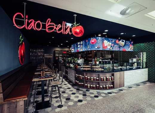ciao bella - italian food: Restaurant in den Promenaden im Hauptbahnhof Leipzig