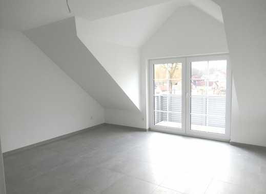 Ch.Schülke Immob., Bei Freising - Erstbezug, moderne 3-Zimmer-DG-Whg. mit Balkon