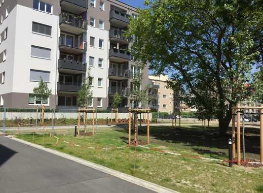 Tolle 2-Raum-Wohnung mit Balkon, FB-Heizung, PKW-Stellplatz