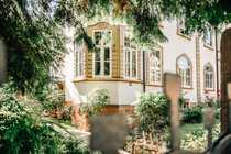 Elegante Jugendstilvilla mit großem Garten