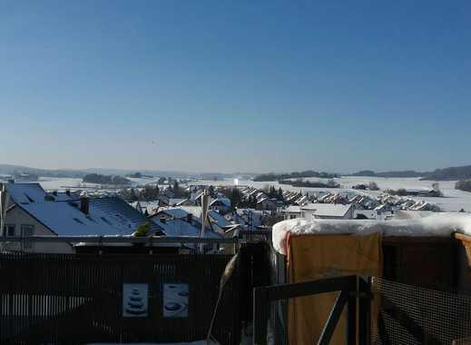 4-Zimmer-Maisonette-Wohnung mit Dachterrasse, Wintergarten und EBK in Laichingen mit toller Aussicht
