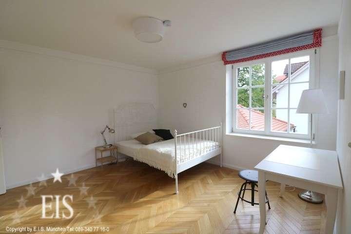 1-Zim., teilmöbliert in PASING * saniert, mit Balkon & in ruhiger Lage * in Pasing (München)