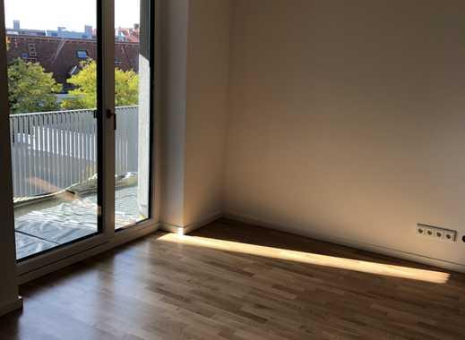 NEUBAU 1-Zimmer - möblierter Wohntraum in München-Neuhausen