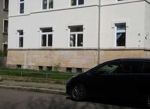 Schöne helle 2 Zi-Wohnung im EG in Löbtau Süd / Naußlitz