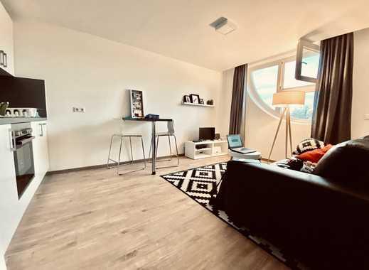 Möblierte 2 Zimmer-Wohnung in zentraler Lage