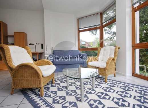 ZeitwohnKontor: Modern möblierte, helle Wohnung mit  WLAN in ruhiger, zentraler Lage in Rellinghause