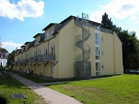 ++Studentenwohnung++  **1-Zimmer-Wohnung** in Hammerstatt/St. Georgen/Burg (Bayreuth)