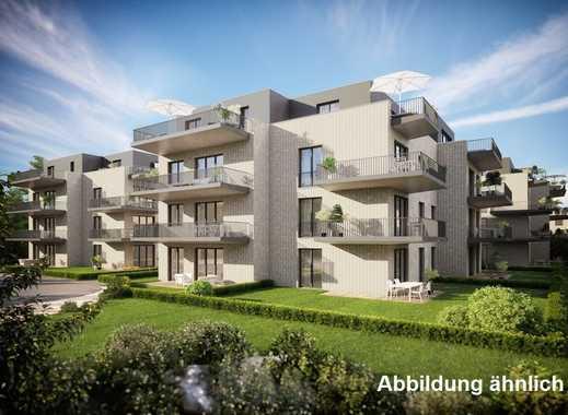 Neubauwohnung im Obergeschoss in 24113 Kiel 3-Zimmer, 105,27m², EdurPark