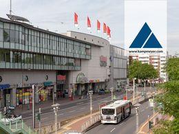 Einkaufszentrum in direkter Na